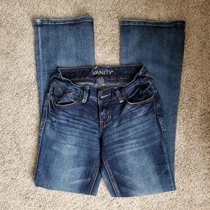 Vanity Jeans - Vanity Boot Cut Jeans